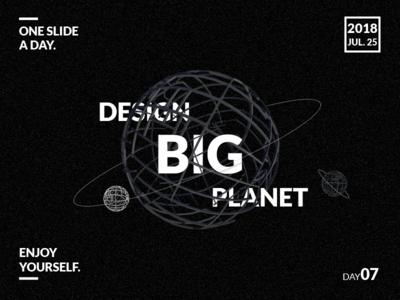 Design Big Planet