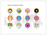 One Piece icon design