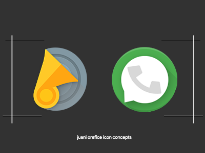 Phonograph & Whatsapp Concepts