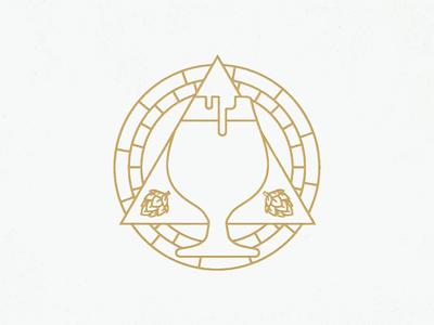 Beer Society alchemist illuminati occult line beer gold