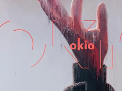 Okio Series identity personal illustration