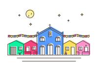 Brazilian houses I