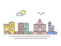Brazilian houses III