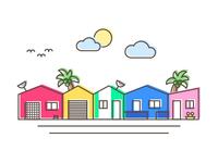 Brazilian houses IV
