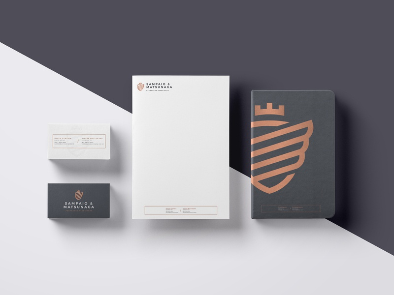 Law Firm Branding brazil serious logo minimalist flat logo design branding design brand identity brand branding law firm lawyer