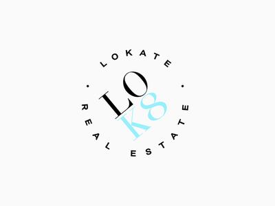 LOK8 Logo Design