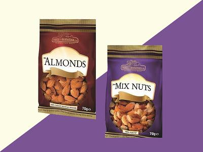 Packaging Design identity illustrator photoshop colors vector illustration flat design branding packaging legumes nuts