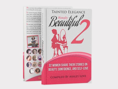 Tainted Elegance Simply Beautiful 2 Book Cover Design bookshelf books book cover mockup book cover design book covers lulu createspace kindlecover amazon label book cover booklet book