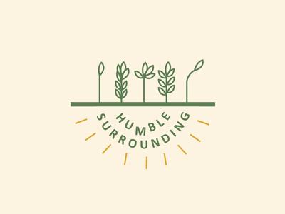 Humble Surroundings Logo