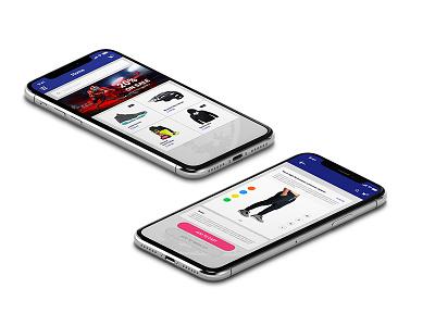sports e-commerce shop sports