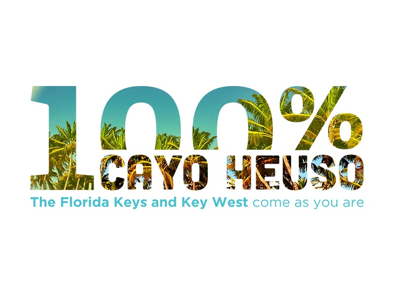Key West Tourism  key west tourism advertisement travel cayo heuso magazine florida keys palm tree tropical print