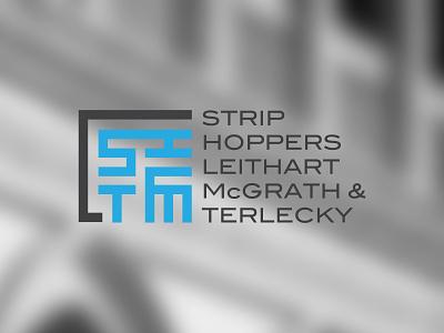 Law Firm Logo attorney maze logo lawyer law firm
