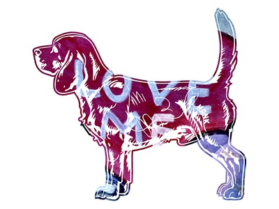 Hank aka Beagle Juice - 2 hank dog photography beagle tshirt key west