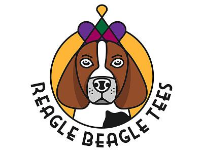 Regal Beagle Tees Logo tshirt logo dog beagle