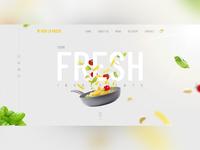 Viva La Pasta Webdesign Project