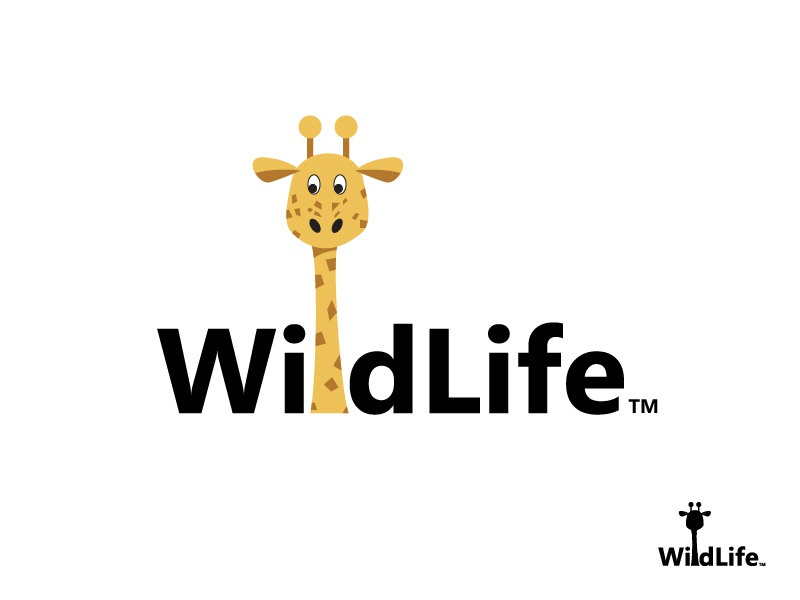 Thirty Logos Challenge day 05 graphicdesign logo logodesign wildlifelogo wildlife 30logos thirtylogos