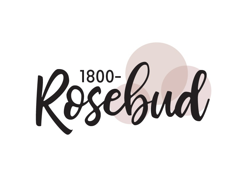 Thirty Logos Challenge day 06 challenge graphicdesign branding 1800rosebud logodesign logo thirtylogos 30logos