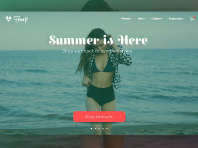 Daily UI : Day 3 : Landing Page
