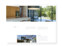 amorphous.Studio architecture & interior design website