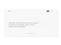 YKstudio - violin teacher landing page