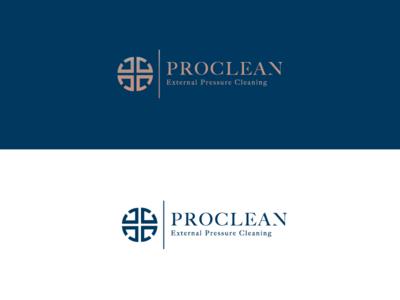 PROCLEAN | LOGO DESIGN |BRAND CREATION
