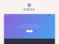 Obox Redesign