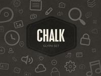 Chalk Glyph Set