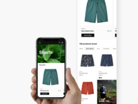 Mobile Ecommerce App