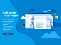 Full Stack Design Developer Project