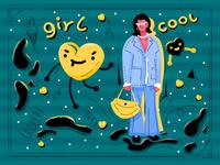 Cool Girl 😎