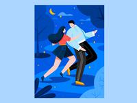 Running Couple 💑