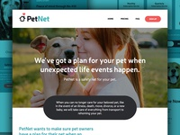 PetNet Website Launch
