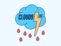 Team Badge: Cloud9erz