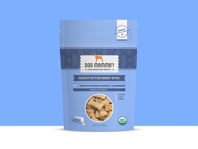 Dog Treats packaging organic food organic dog treats dog brand design branding brand identity logo pattern icon package food package design label design icons illustration