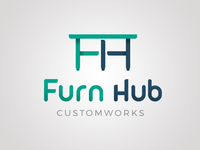 Furn Hub Logo