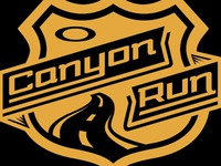 Canyon Run Logo Exploration 3