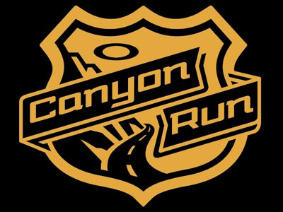 Canyon Run Logo Exploration 5