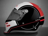Racing Helmet Concept