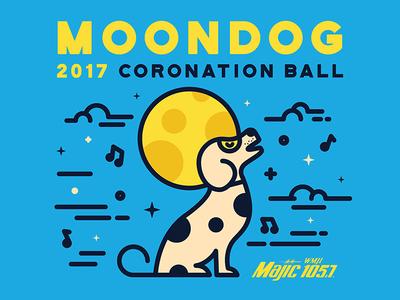 Moondog Tee