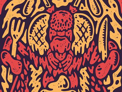 FLY hardcore graphic design old school tattoo music punk lifestyle illustration artwork apparel