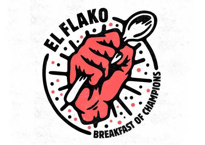 El Flako by Mixergraph on Dribbble