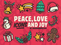 Peace, Love, Icons and Joy