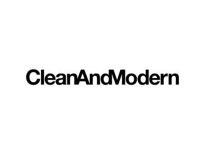 CleanAndModern