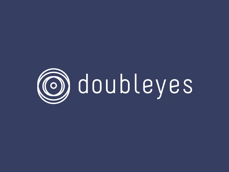 Doubleyes branding clean geometric identity logo logotype minimal modern