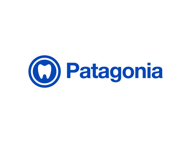 Patagonia branding clean geometric identity logo logotype minimal modern