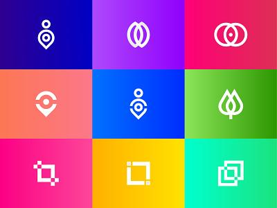 logomark collection 4 design lalit logo logo design print brand identity india logo designer branding designer