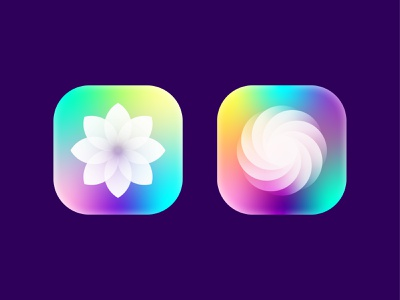 Appicons dribbble appicon print brand identity logo designer branding designer india