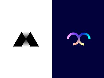 logitech MX print best professional mnimalist logotype mesmerize cool m creative logo mx logitech design lalit designer india