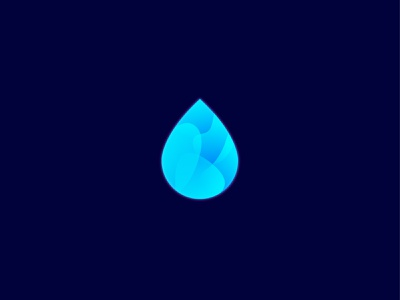 Drop Logo Icon lalit india logo designer in india logo design logo designer visual designlogo design logo logodesign logotypes designer logoicon water drop logo logoart amazing logo amazing logotype logos drop