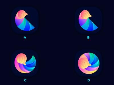 Bird App Icons